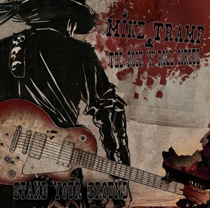 White Lion's Mike Tramp To Release 'Stand Your Ground' On March 28th