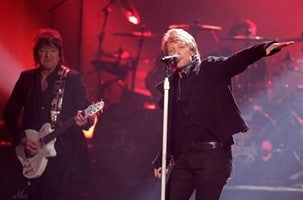 Bon Jovi Announces 2011 Canada And U.S. Gigs