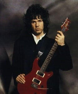 Guitarist Gary Moore Dies In Spain