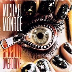 Michael Monroe Unveils 'Sensory Overdrive' Album Artwork