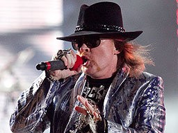 Axl Rose Nixes Original Guns N'Roses Reunion