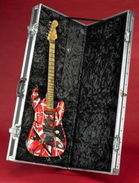 Eddie Van Halen's Guitar Given To US Museum