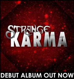 Strange Karma Bring Back The Sounds Of Led Zeppelin And Queen On Debut CD