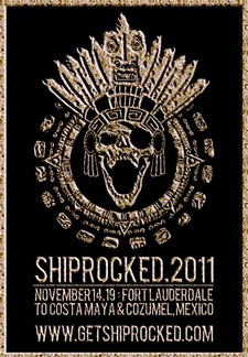 Buckcherry And Hinder Among First Bands Announced For ShipRocked 2011