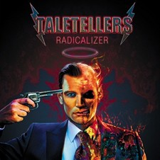 Taletellers Unveil 'Radicalizer' Artwork