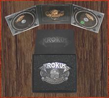 Krokus Release Special Edition 'Hoodoo' CD/DVD