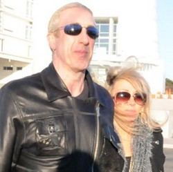 Twisted Sister Singer Stands By Wife During Pre-Trial Of Her Brother's Murderer