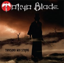 Tokyo Blade Announce New Studio Album 'Thousand Men Strong'
