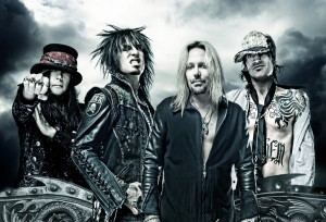 Motley Crue Named 2011 Sunset Strip Music Festival Honorees