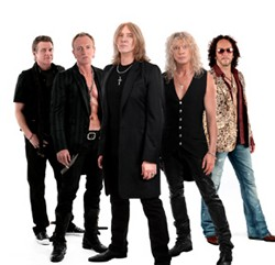 Def Leppard Says New Stage Act Has 'Cirque Du Soleil' Like Elements