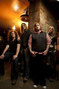 Black Stone Cherry Announces New Record
