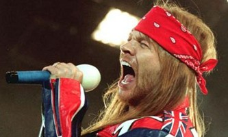 Axl Rose vs. Video Game Trial To Begin Next Year