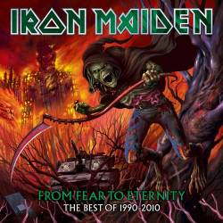 Iron Maiden Releasing 'From Fear To Eternity: The Best Of 1990-2010' In May