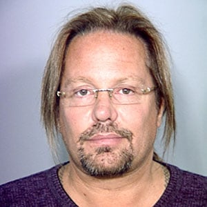 Vince Neil Accused Of Threatening Ex-Girlfirend