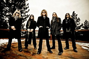 Whitesnake's 'Forevermore' Outselling Britney Spears In UK