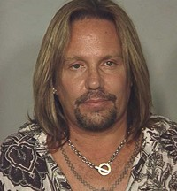 Vince Neil Finishes Las Vegas DUI Requirements