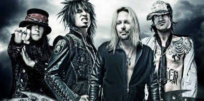 Motley Crue To Play And Be Honored At Sunset Strip Music Festival