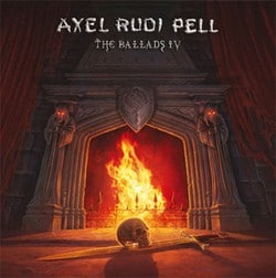 Axel Rudi Pell To Release 'The Ballads IV' On September 27th