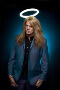 Sebastian Bach Filmimg Videos For Upcoming CDs Tomorrow