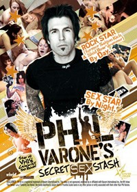 Phil Varone's 'Secret Sex Stash' DVD In Stores July 5th