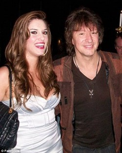 Is Richie Sambora Dating A Cocaine Loving High-Class Prostitute?