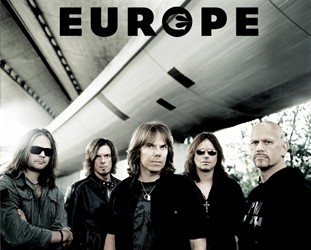 Europe Confirm That New Studio Album Will Be Produced By Kevin Shirley