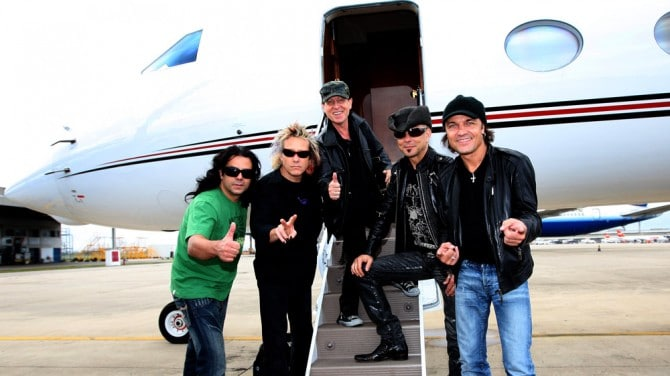 The Scorpions Post Big City Nights Documentary DVD Trailer