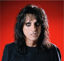 Massive Alice Cooper Billboard Stolen In Australia