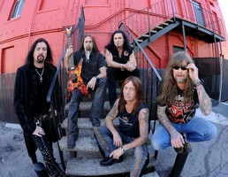 Where Angels Suffer, Featuring Chris Holmes, Announce European Tour Dates