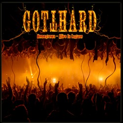Gotthard Get Ready To Release 'Homegrown - Alive In Lugano'