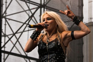 Doro Pesch Announces Two U.S. DVD Release Shows This Fall