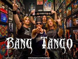 Bang Tango Wrapping Up New Studio Album