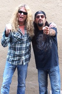 John Sykes And Mike Portnoy Have Demo-ed 12 Songs For New Project