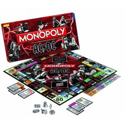 AC/DC Monopoly Board Game Is Now Available For Purchase