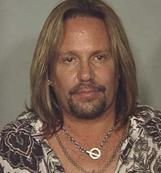 Vince Neil Trial Delayed On Las Vegas Battery Charge