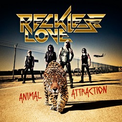 Reckless Love Unveil 'Animal Attraction' Artwork