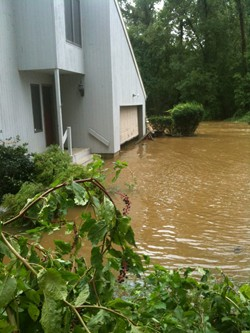 Sebastian Bach's Home A Victim Of Hurricane Irene