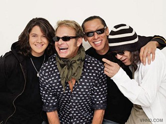 Van Halen Complete Mixing Of New Album, Mastering Up Next