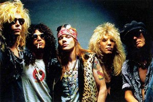 Guns N' Roses And Joan Jett Nominated For Rock & Roll Hall Of Fame