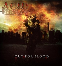 Frankie Banali And Paul Sabu Team Up In Acid For Blood