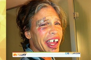 Steven Tyler Says He Was Sober During Recent Shower Accident