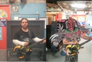Oderus Urungus Comments On The Passing Of GWAR Guitarist Cory Smoot