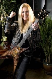 Lita Ford Set To Release 'Living Like A Runaway' In May
