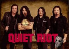 Quiet Riot Dump Singer Mark Huff
