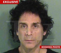 Journey Drummer Arrested For Assualting Girlfriend