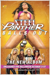 Steel Panther Poster Gets Banned For Being 'Overtly Sexual'