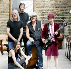 Illness Delays Recording Of New AC/DC Album