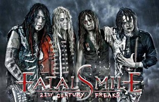 Fatal Smile Releasing '21st Century Freaks' On April 27th