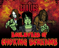 The Erotics Return With 'Boulevard Of Choking Screams'
