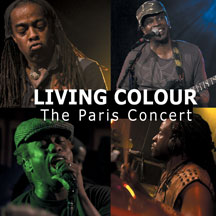 Living Colour To Release The Paris Concert In March